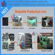 Production Lines for Manufacturing Coal Briquettes