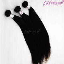 Homeage Hotsale good feedback Factory Direct free sample for hair 5a 100% virgin brazilian hair