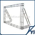 Alumínio truss trade show booth para estágio/cabine da exposição
