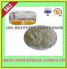 recycle oil chemicals-bleaching bentonite clay