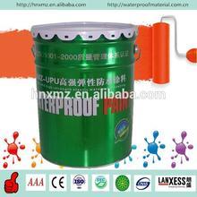 Hot sale double component polyurethane bituminous coating