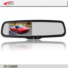 Ampio angolo di 4,3 pollici auto specchietto retrovisore monitor retrovisore per auto