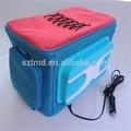 12v taşınabilir mini araba buzdolabı/dondurucu elektrikli araç soğutucu dc kompresör soğutma