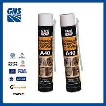 spray bond it expanding foam filler - gun grade waterproofing