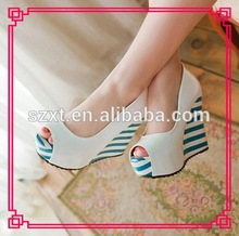 2014 new model hot sales womens wedge heel shoes ladies wedge heel sandals new model sandals wedge heels for women lady sandals