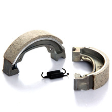 Good Quality Names Motorcycle Parts Of Brake Shoe manufacture