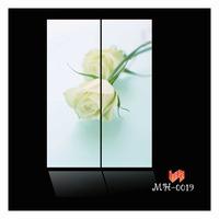High gloosy UV board for wardrobe , Color painted UV board