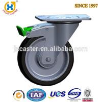 5 inch Medium duty Swivel Caster Wheel