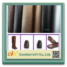 Abrasion-Resistant PVC Embossed Shoe Leather for Making Shoe