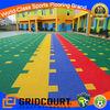Comfortable kindergarten classroom flooring