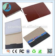 ultra slim flip case for Samsung galaxy Tab pro 12.2 with 3 card slots
