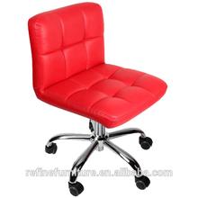 modern cute colored portable salon chair RF-L006D