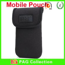 New design in 2014 Neoprene Cell Phone belt Pouch