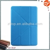 multi standing ways smart cover case for ipad mini 2,7.8 inch tablet case