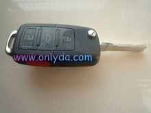 VW remeot key with 3+1 button the remote control number is 1J0 959 753 T 3+1 button 315MHZ