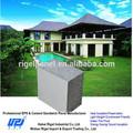 Fácil instalación concreto prefabricado paredes barato estructura de acero prefabricada casa