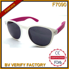 F7090 Innovative Designed Fashionable Top Quality Sun Shade Eyeglasses with Changeable Temples