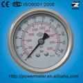 ( de y- 60z) 60mm axial de montaje no de presión de aceite indicador de kg y psi