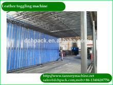 1.6m to 3.5m Crocodile/saffian/sheep/Wool skin/Kangaroo leather stretching machine