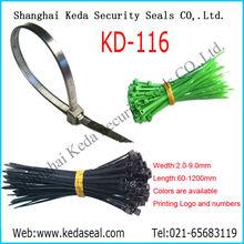 Zip ties KD-116 nylon cable ties