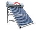 جودة عالية غير ضغط سخان المياه بالطاقة الشمسية الصين الشركات