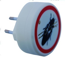 silver 220V/50HZ electronic cockroach killer with ABS(0215A)