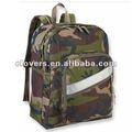 personalizado 2014 caliente de la venta de la escuela militar mochila