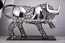 316 famous metal animal sculpture