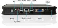 linux ubuntu mini pc X2400,CPU AMD E240,DDR3 1G,SSD 8G,with wifi and hdmi