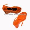 colorfll wholesale jelly PVC Women sandals