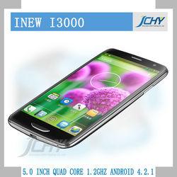 iNew I3000 MTK6589 Quad core 5.0'' HD screen Android 4.2 1G RAM 4GB ROM