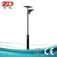 2014 new design customized led solar garden light with high quality and low price