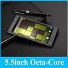 OEM 1920x1080p 5.5inch FHD mtk 6592 octa core smart phone