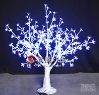Artificial White lighted branch tree 24V