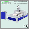 High Precision Wood Cutting Machine curved wood cnc router