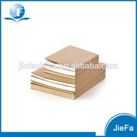 kraft paper cover notebook