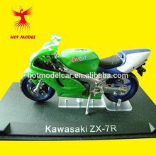 raccolta per diecast modello di moto
