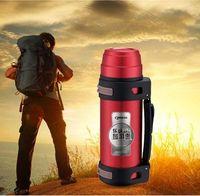 1200 ml vacuum travel pot water bottle 5-gallon water bottle