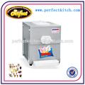 Singe contador de la placa superior fabricante de helado suave/crema de hielo de la máquina/helado que hace la máquina