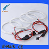 100mm led angel eye halo rings headlight car accessories for Volvo S40 angel eyes