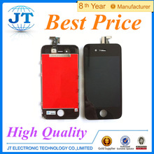 JT top quality for iphone 4 4g replacement lcd touch