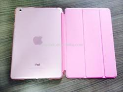 tablet case official super slim smart cover for ipad mini auto sleep wake , for ipad mini smart cover