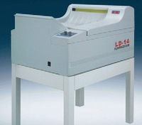 china medical automatic x ray film processor ISO CE