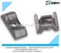 Oem ISO 9001 piezas de acero Forge world
