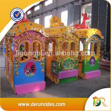 Attractions 2014 children play indoor outdoor equipment design Track Train