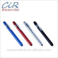 Reusable Aluminum Penlight