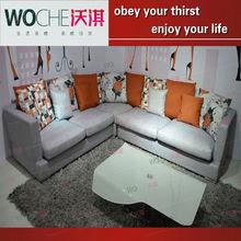 sofa fabric design furniture classic sofa WQ8921B