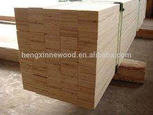 4000x80x40mm pine/ poplar LVL / LVL POPLAR PLANK