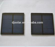 Mini solar panel