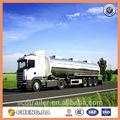 China howo 6*4 petroleiro caminhão usado tanque de combustível para a venda